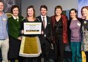Runner up - Wellington Airport Community Awards 2016