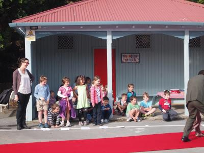 Launch of M12 Island Bay School Timebank