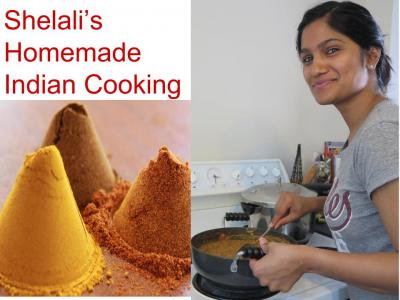 Shelali's Home-made Indian Cooking